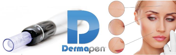 DERMAPEN – stiloul care șterge ridurile și cicatricile!